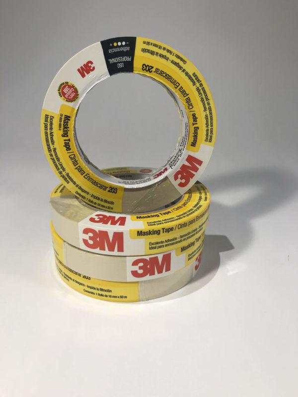Masking tape 3M Tacasa Mty